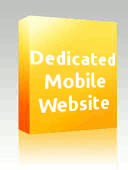 dedicated-mobile-website